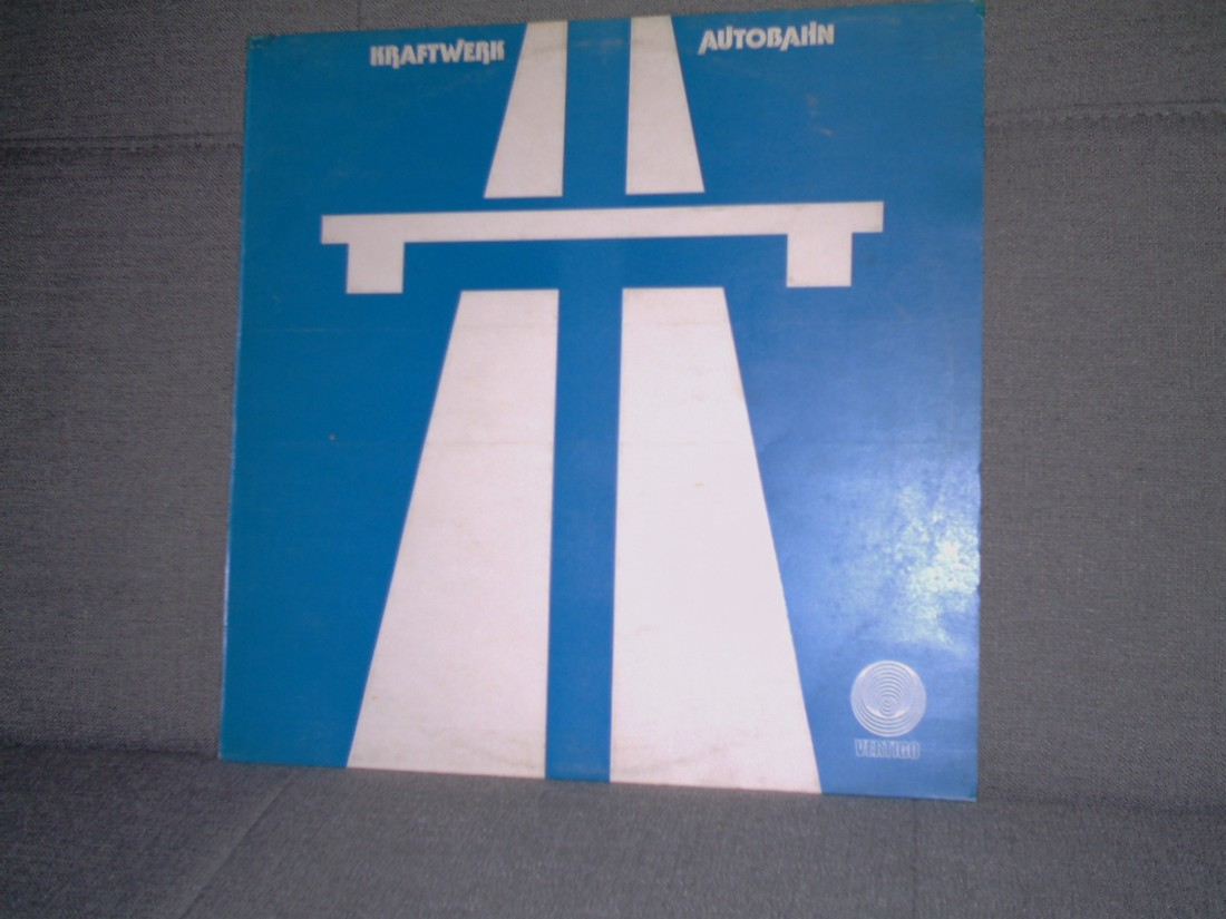 Kraftwerk- Autobahn
