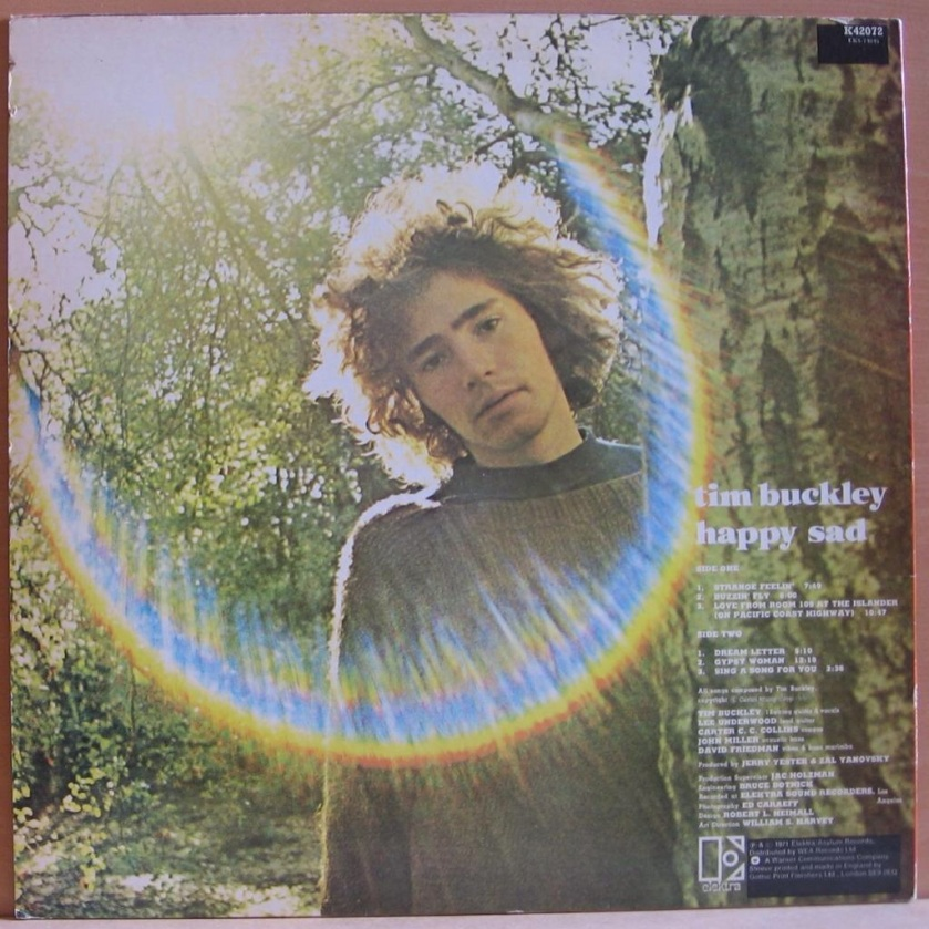29  TIM BUCKLEY – STARSAILOR (1970) – thenewperfectcollection