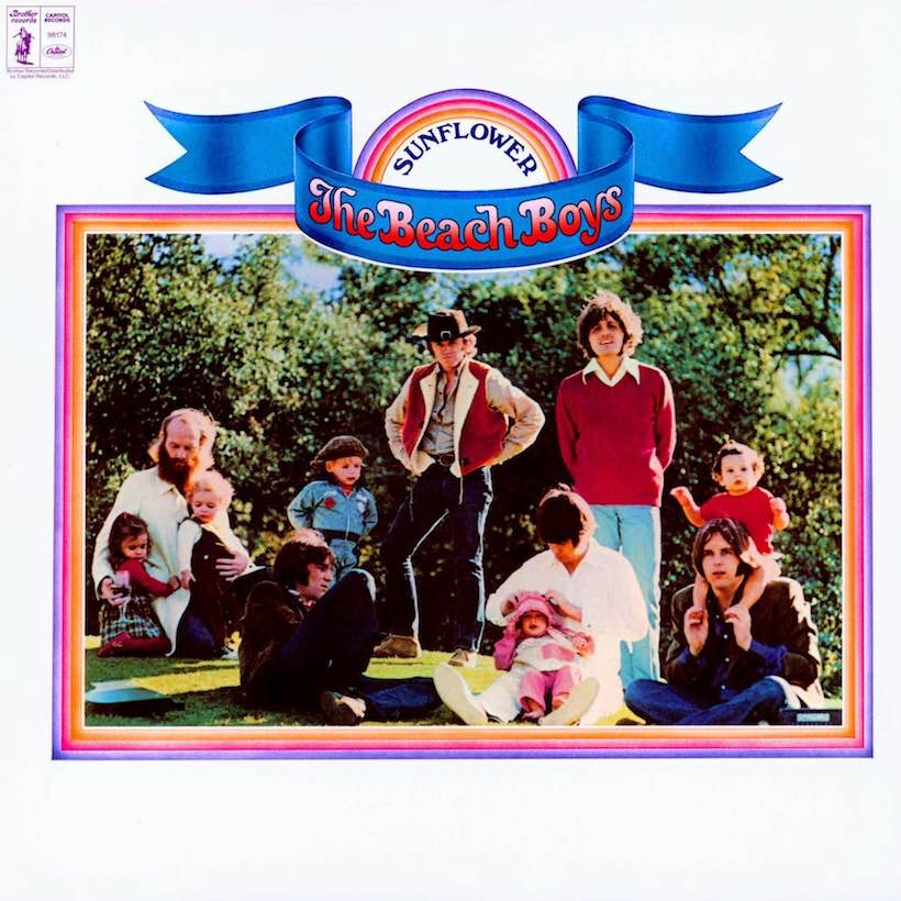 54  THE BEACH BOYS – SUNFLOWER (1970) – thenewperfectcollection